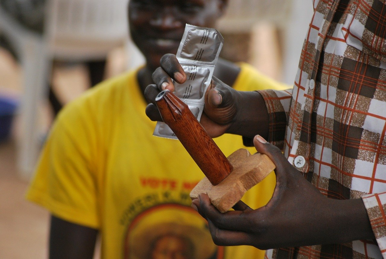 How Condoms Saved Africa From STDs Image