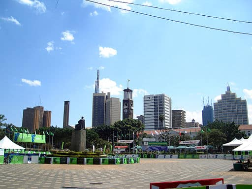 Things Are Elephant: The Effect of COVID-19 in Nairobi Low-Income Areas